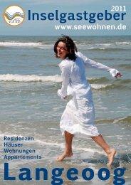 Ferienwohnungen - Seewohnen, Sigurd Uecker e.K.