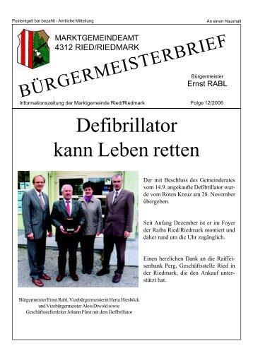 Datei herunterladen - .PDF - Ried in der Riedmark