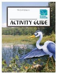 English-language activity guide - Scenic Hudson