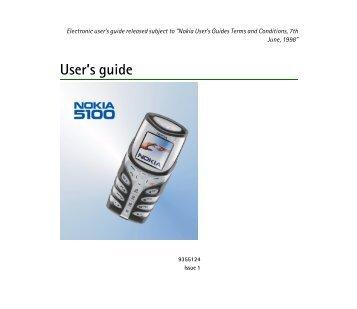 User's guide - Telekomunikacije