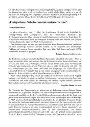 """Festspielhaus: Nebelkerzen interessierter Kreise""."