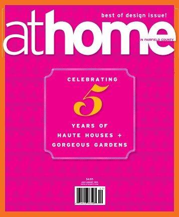AtHome July 2011 - Amanda Martocchio