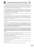 PREFEITURA MUNICIPAL DE SALTO DE PIRAPORA ... - Seletrix - Page 4