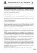 PREFEITURA MUNICIPAL DE SALTO DE PIRAPORA ... - Seletrix - Page 7