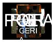Progeria - trabalho I