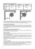 Aufstellungs- und Bedienungsanleitung 7642,7644 ... - Traumofen - Seite 4