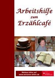Arbeitshilfe zum Erzählcafé - Senioren Ahlen SINN