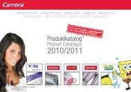 Carrera produktkatalog 2010 2011