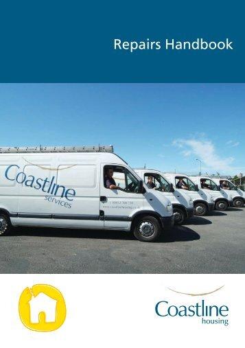 Repairs Handbook - Coastline Housing