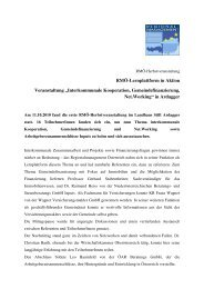 Pressetext - RM Austria
