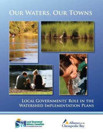 Our Waters, Our Towns, Local Governments - James City County