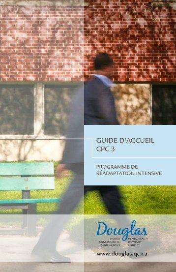 Guide d'accueil CPC3