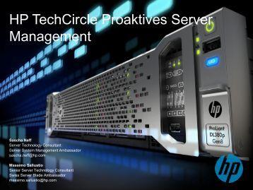 HP Insight Management Software - Hewlett Packard