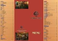 See the menu - Prague TV
