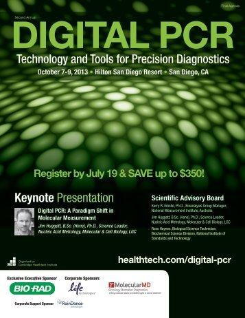 Digital PCR - Global Information, Inc.