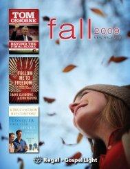 fallNEW RELEASES - Gospel Light Worldwide