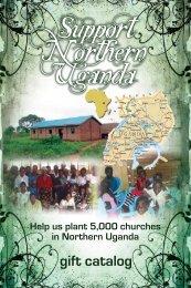 Support Northern Uganda - New Harbor Community Church