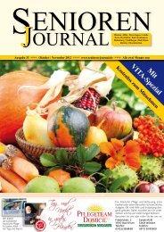 Ausgabe 33 - Okt. / Nov. 2012 - Senioren Journal