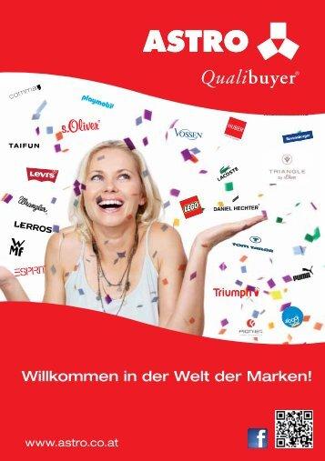 Willkommen in der Welt der Marken!