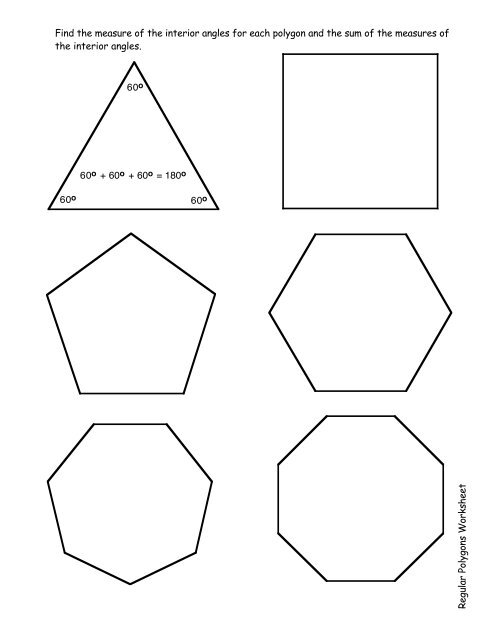 Regular Polygons Worksheet.pdf