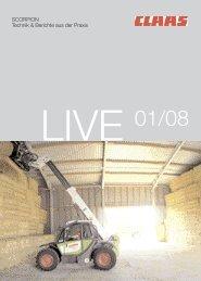 Scorpion Live 01/08 - Kaufmann Landtechnik GmbH
