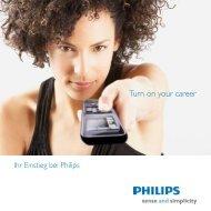 Ihr Einstieg bei Philips