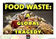 Selina Juul Stop Wasting Food Movement - The Water, Energy and ...