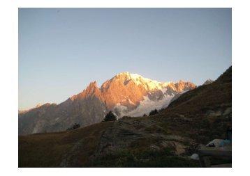 Tag7 - Bergsteigen und Wandern