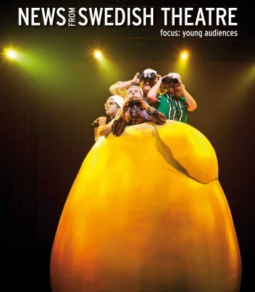 NEWS SWEDISH THEATRE