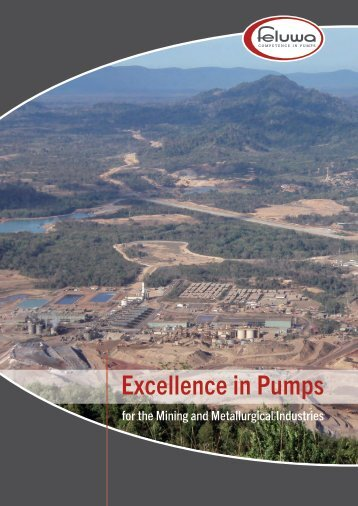 Excellence in Pumps - FELUWA Pumpen GmbH