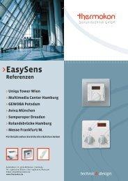 EasySens > - Thermokon Sensortechnik GmbH