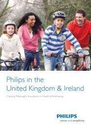 Philips in the United Kingdom & Ireland