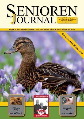 Feb. / März 2012 - Senioren Journal
