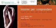 Scarica il depliant di presentazione - A.V.D. Reggio Emilia