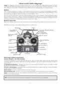 6EX-2.4GHz BRUKSANVISNING - Minicars Hobby AB - Page 5