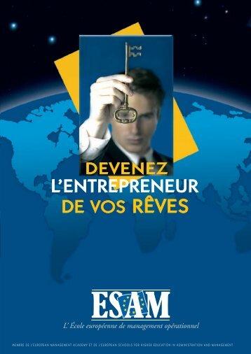 ESAM - L'Etudiant