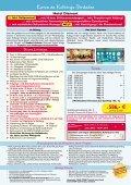 """Kurzufrieden an Polens """"Côte d' Azur"""" - SKAN-TOURS Touristik ... - Seite 4"""
