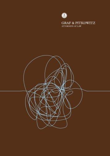 Imagebroschüre als pdf - Graf & Pitkowitz
