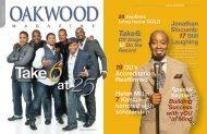 Oakwood University Magazine Spring 2013