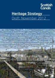 Heritage Strategy Draft: November 2012 - Scottish Canals