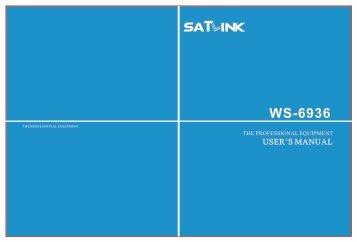 WS-6936 - SATLINK DEUTSCHLAND