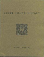 l - Rhode Island Historical Society