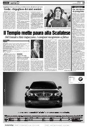 28/05/2007 Poule Scudetto - Semifinali - Partite di - Serie D News