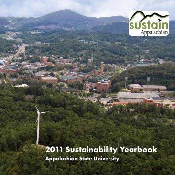 2011 Sustainability Yearbook.pdf - Sustain Appalachian