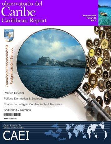 Observatorio del Caribe - CAEI
