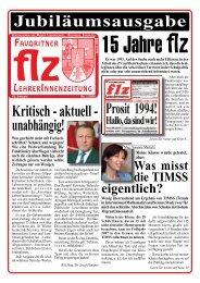 flz 09-01 - Zentralverein der Wiener Lehrerschaft