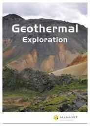 Geothermal Exploration - Mannvit