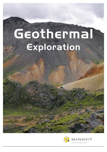 Geothermal Exploration - Mannvit