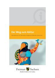 Der Weg zum Abitur - Friedrich Schiller Schule