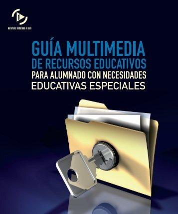 Guía multimedia de recursos educativos para alumnado con NEE